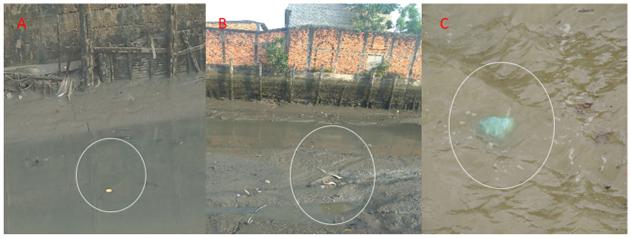 Resíduos Sólidos em Canais de Drenagem Urbana